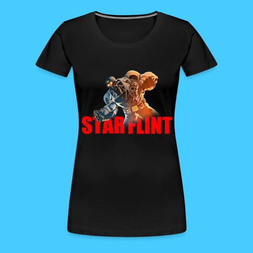 Soldier - T-shirt Premium Femme