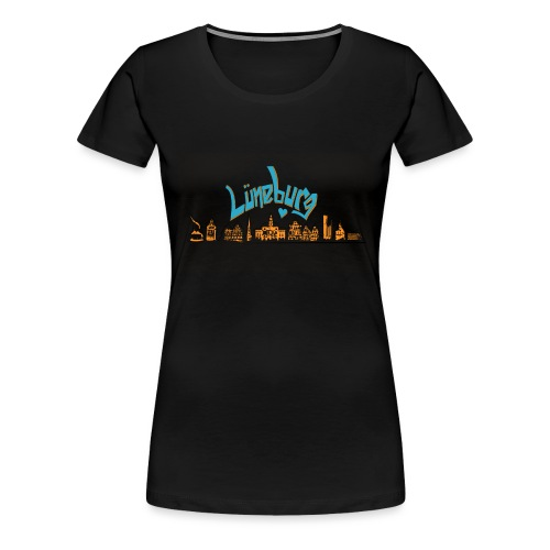 Lüneburg Design by deisoldphotodesign - Frauen Premium T-Shirt