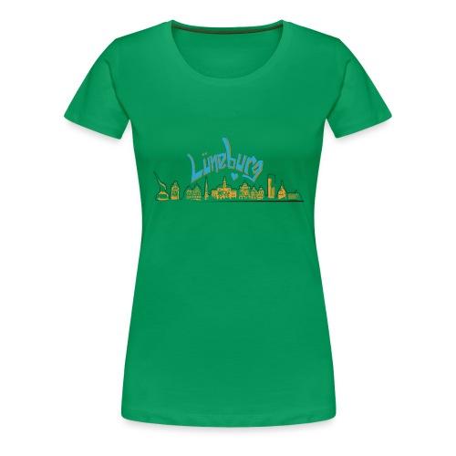 Lüneburg Design by deisoldphotodesign - Frauen Premium T-Shirt