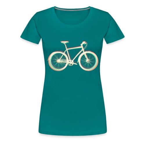 Fahrrad Bike Outdoor Fun Radsport Radtour Freiheit - Women's Premium T-Shirt