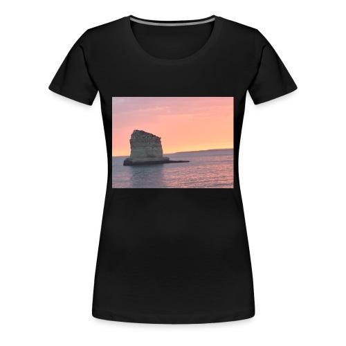 My rock - Women's Premium T-Shirt