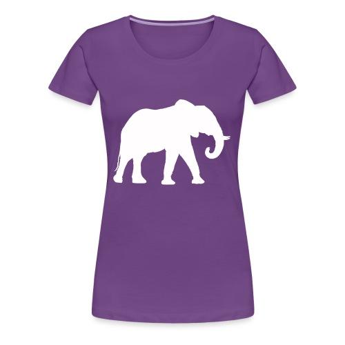 Larry Fitzpatrick X Proboscidea - Frauen Premium T-Shirt