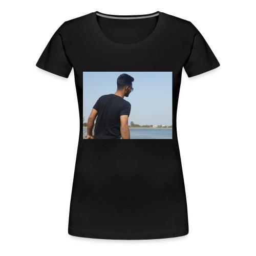 011 - Women's Premium T-Shirt