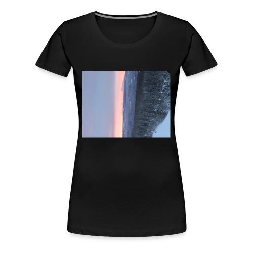 Figaro shirt - Premium-T-shirt dam