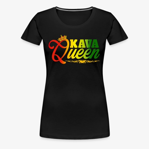 Kava Queen - Women's Premium T-Shirt