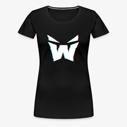 MAN'S VORTEX DESIGN - Women's Premium T-Shirt