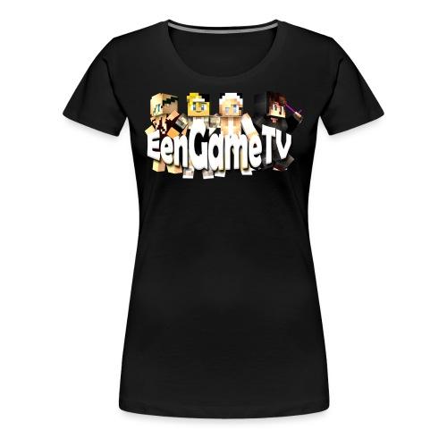 EenGameTV Fan - Vrouwen Premium T-shirt