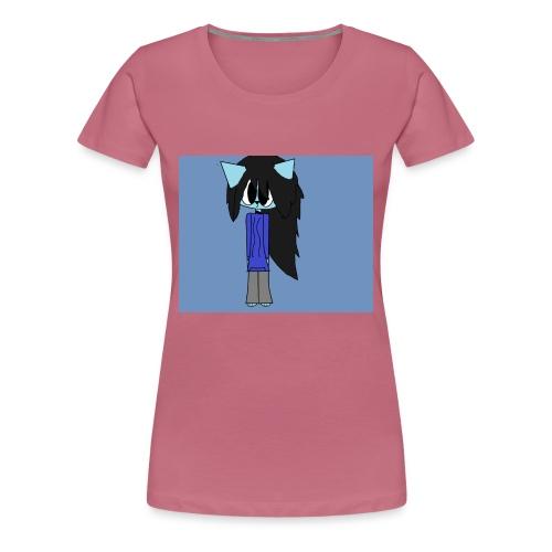my cartoon self - Women's Premium T-Shirt
