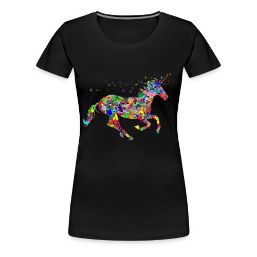 Team Licorne - T-shirt Premium Femme