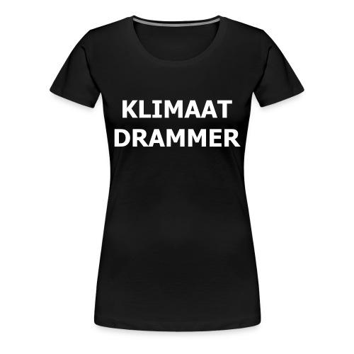 Klimaat Drammer - Women's Premium T-Shirt