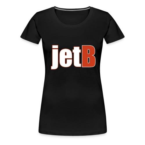 JETB MOK - Vrouwen Premium T-shirt