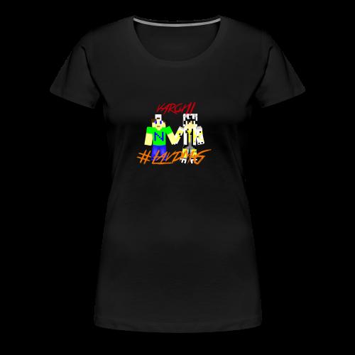 Varox II #Lavadamge - Frauen Premium T-Shirt