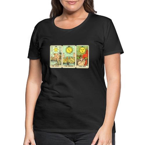 STAR MOON SUN - Camiseta premium mujer