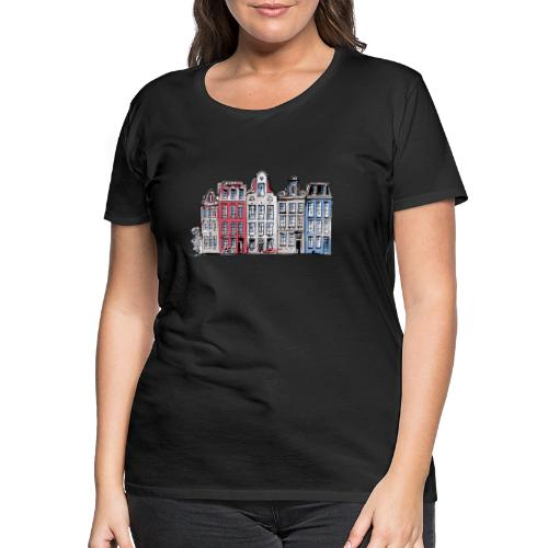Amsterdam - Frauen Premium T-Shirt