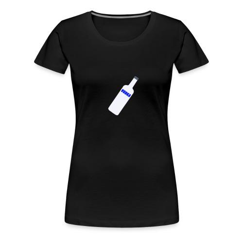 Vodka.png - T-shirt Premium Femme