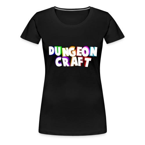 CRL Dungeon Craft Mug - Women's Premium T-Shirt