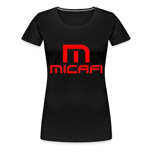 Micafi White children T-shirt - Women's Premium T-Shirt