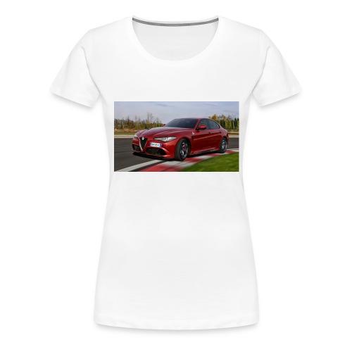 alfa-romeo-giulia - Maglietta Premium da donna