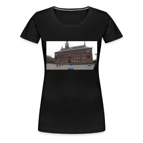 KBH - Dame premium T-shirt