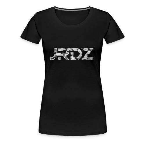 JRDZ Camo - Women's Premium T-Shirt