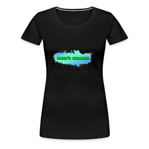 Tienda Oficial Kogue's Challenge - Women's Premium T-Shirt