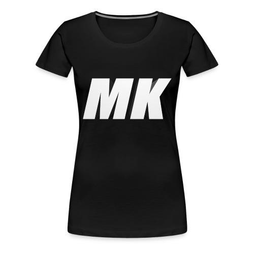 MK 3D - Vrouwen Premium T-shirt