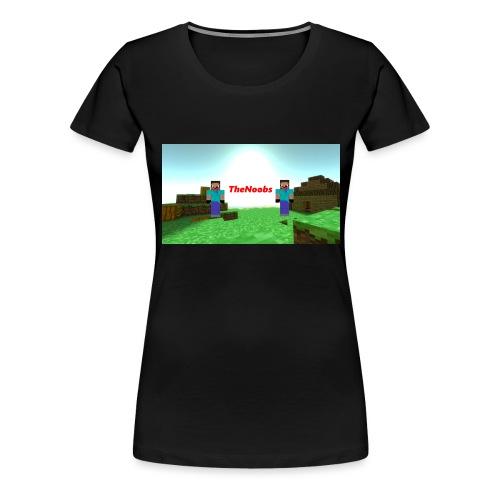 banner - Premium T-skjorte for kvinner