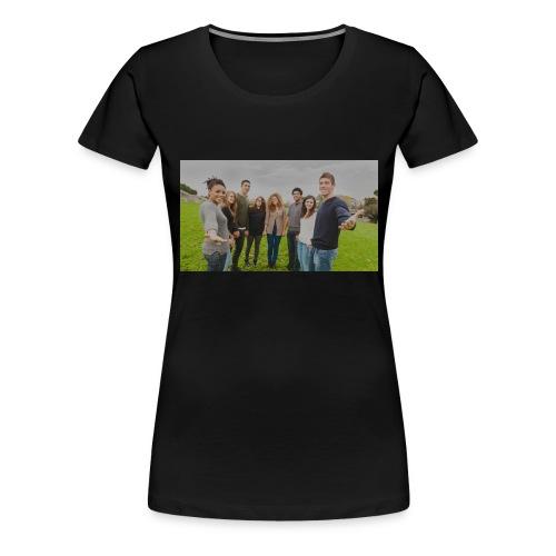 familia TLC - Camiseta premium mujer