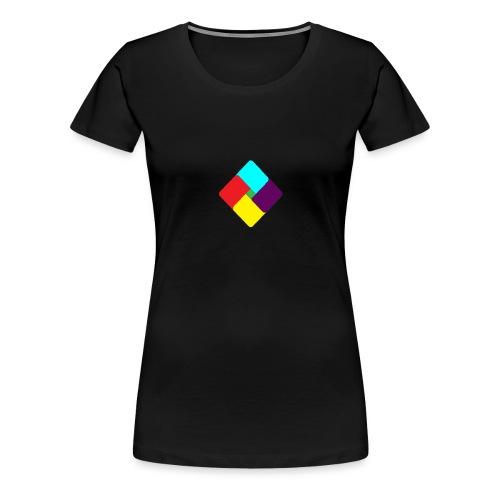 5 colors - T-shirt Premium Femme