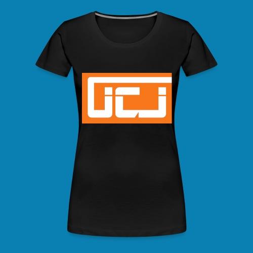 JCJ Orange - Women's Premium T-Shirt