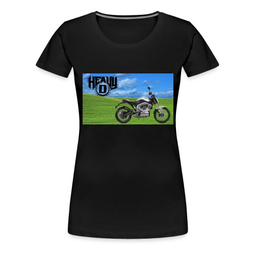 heavy d limited time only - Women's Premium T-Shirt