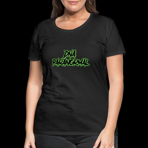 DNA PARANORMAL - Women's Premium T-Shirt