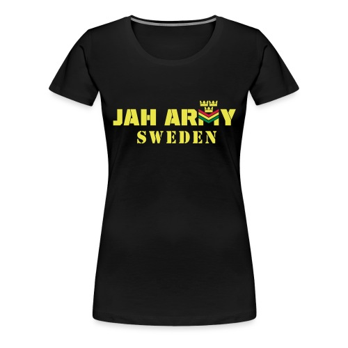 jaharmysw - Premium-T-shirt dam