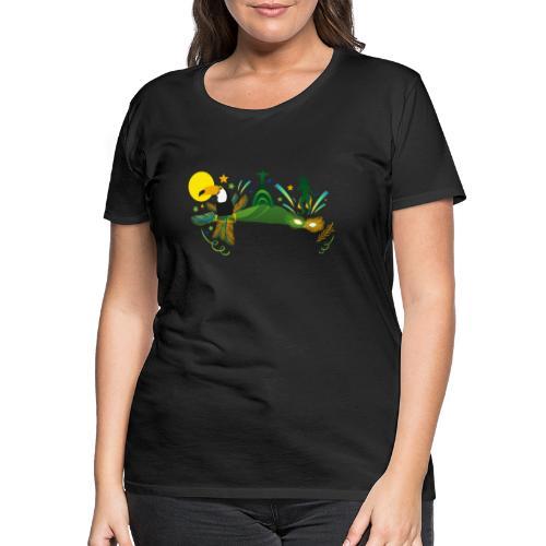 Brazilian Carnival Carnival in Rio de Janeiro - Women's Premium T-Shirt