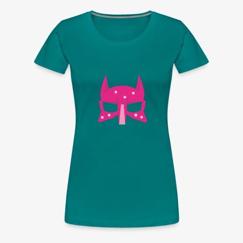 MASK 2 SUPER HERO - T-shirt Premium Femme