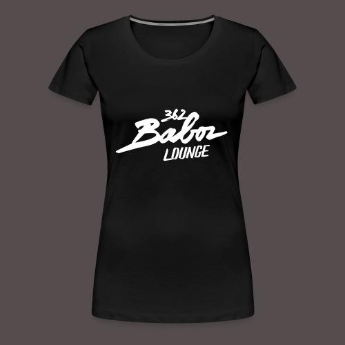 Männer T-Shirt 362BabozLOUNGE - Frauen Premium T-Shirt