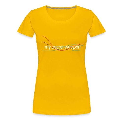 fabfilter mysecretweapon compact - Women's Premium T-Shirt