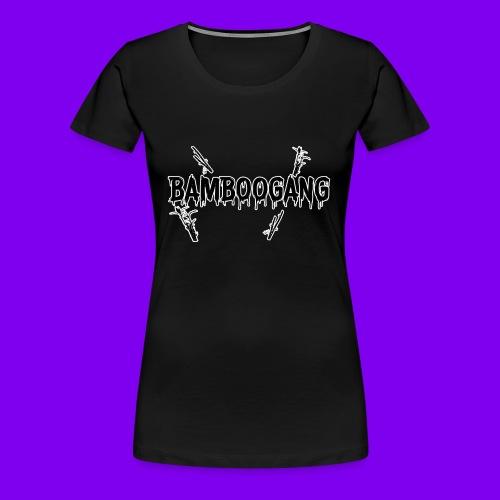Bamboogang - Vrouwen Premium T-shirt