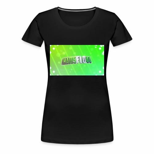 chaosflo444444444444444444444444444444444444444442 - Frauen Premium T-Shirt