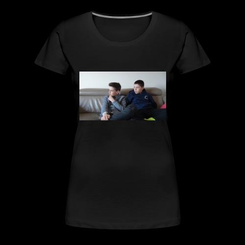 t-shirt de feyskes hd - T-shirt Premium Femme