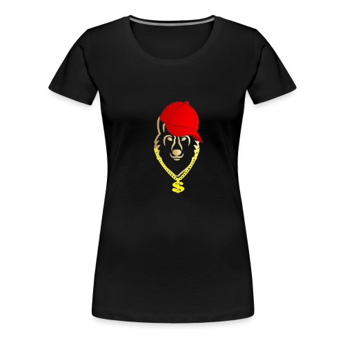 Raitis gangster - Women's Premium T-Shirt