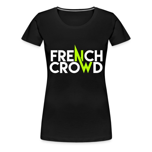 LOGO-ULTRA-HD.png - T-shirt Premium Femme