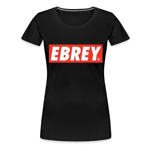 EBREY.jpg - Maglietta Premium da donna