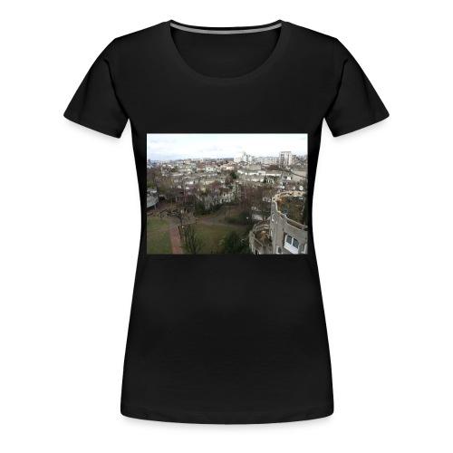 malaa - T-shirt Premium Femme