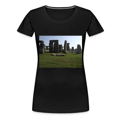 Stonehenge - Women's Premium T-Shirt