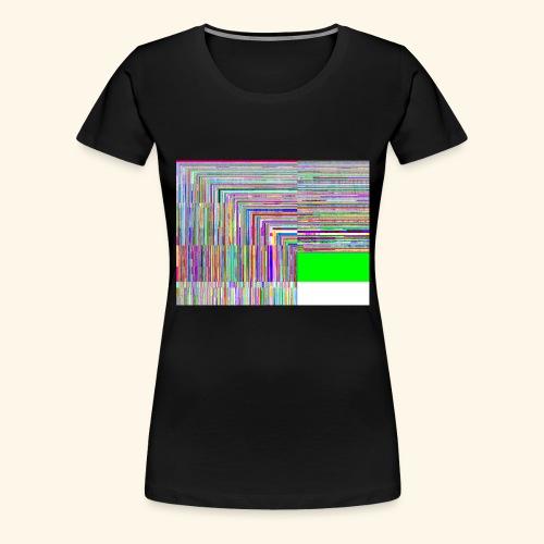 bug - T-shirt Premium Femme