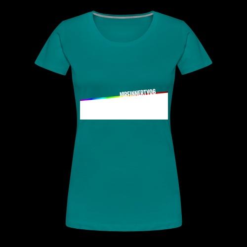 RainbowName - T-shirt Premium Femme