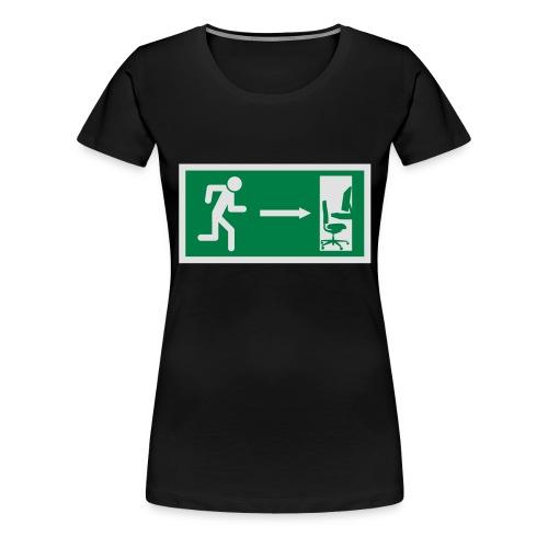 Geek-it! - T-shirt Premium Femme
