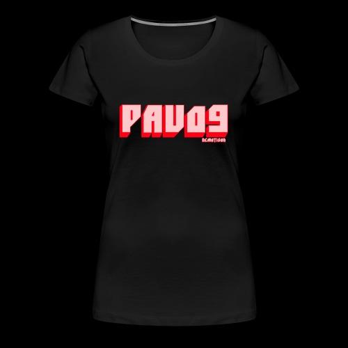 SNAPBACK PAVO9 - Women's Premium T-Shirt