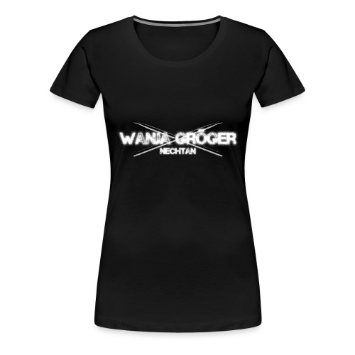 NECHTAN LOGO - Frauen Premium T-Shirt